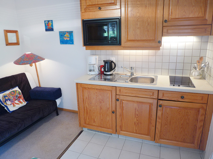 Chaperon Rouge A, B - One Bedroom, Aigle