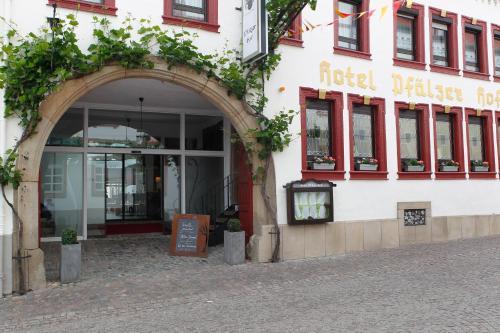 Hotel Pfälzer Hof, Südliche Weinstraße