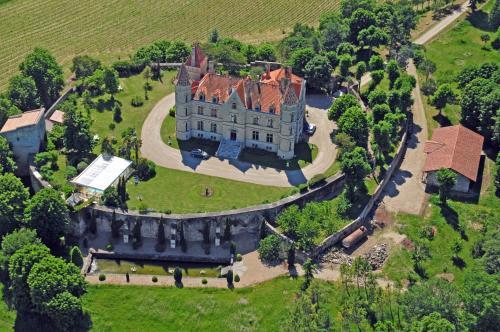 Chateau Moncassin, Lot-et-Garonne