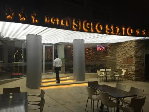 Hotel Siglo Sexto, Rió Hondo