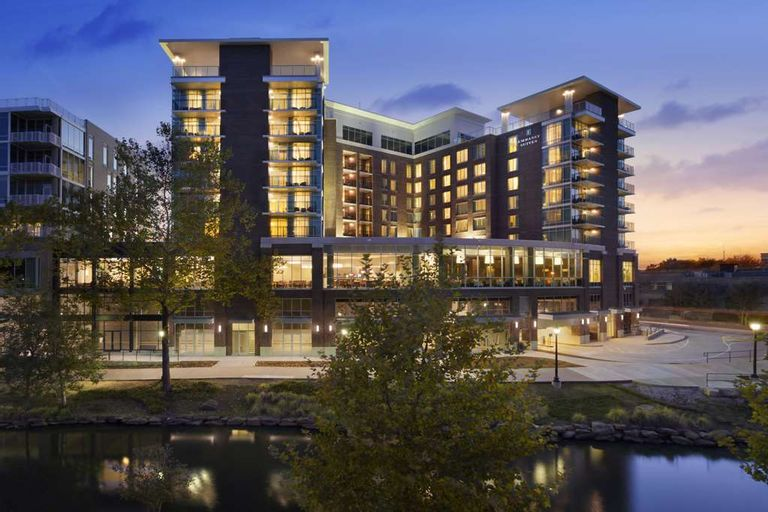 Embassy Suites by Hilton Greenville Downtown River, Greenville