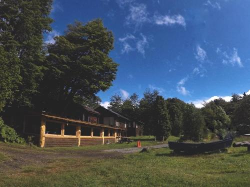 Lodge Parque Huerquehue, Cautín