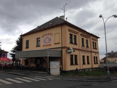 Restaurace a Penzion Klatovsky Dvur, Klatovy