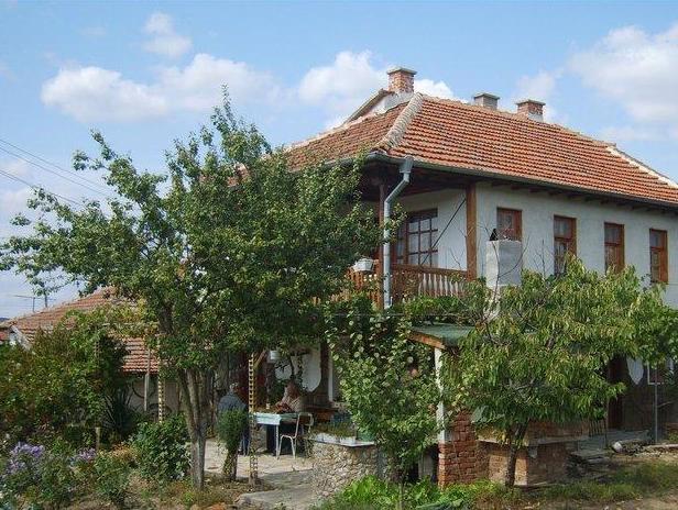 Sotirovi's House, Topolovgrad