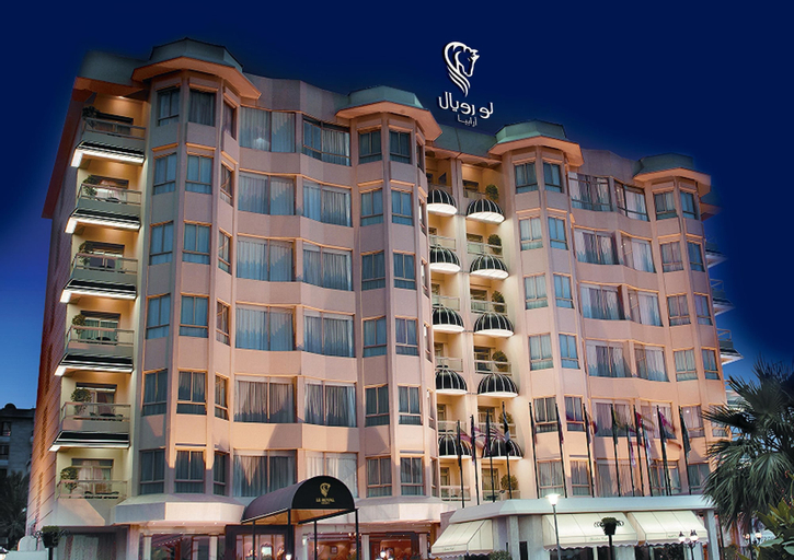 Le Royal Hotel,