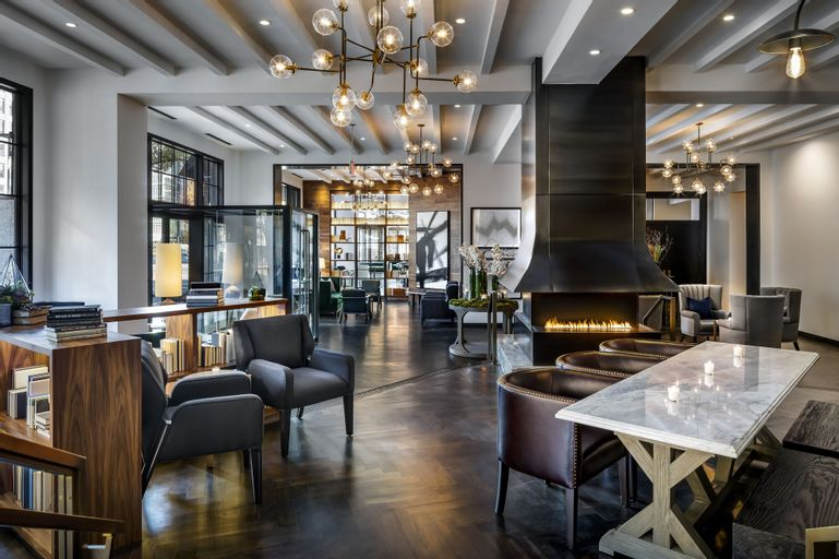 The St. Gregory Hotel, District of Columbia