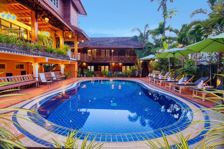 Chandara Boutique Hotel, Sikhottabong
