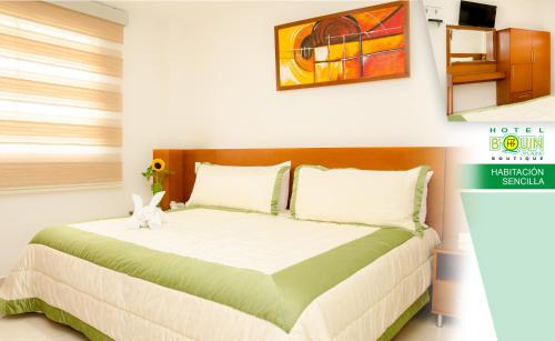 Hotel B`Quin Plaza, San José de Cúcuta