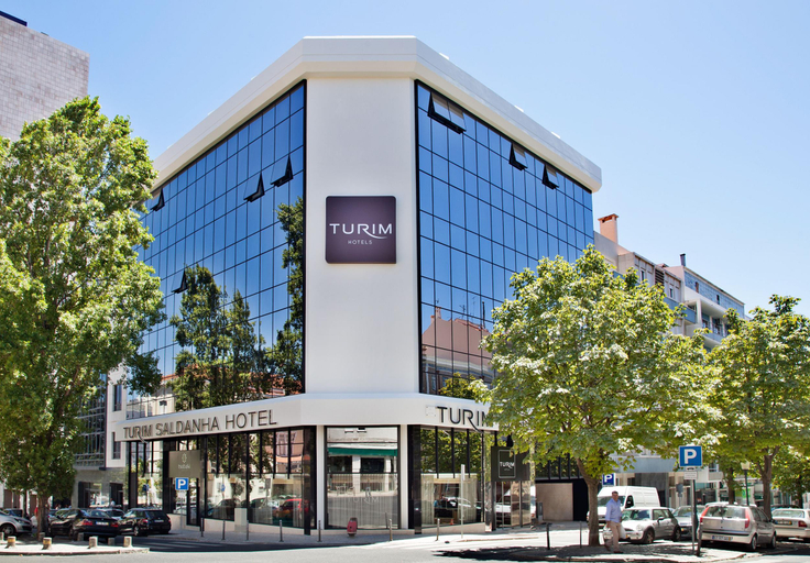TURIM Saldanha Hotel, Lisboa