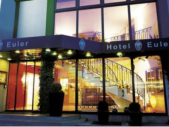 Hotel Euler, Saarpfalz-Kreis