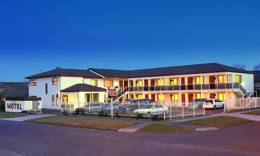 BK's Rotorua Motor Lodge, Rotorua