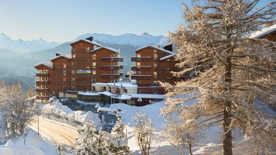 Hotel Helvetia Intergolf, Sierre