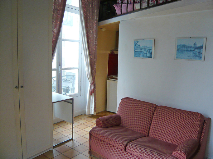 Hotel de Seine, Paris