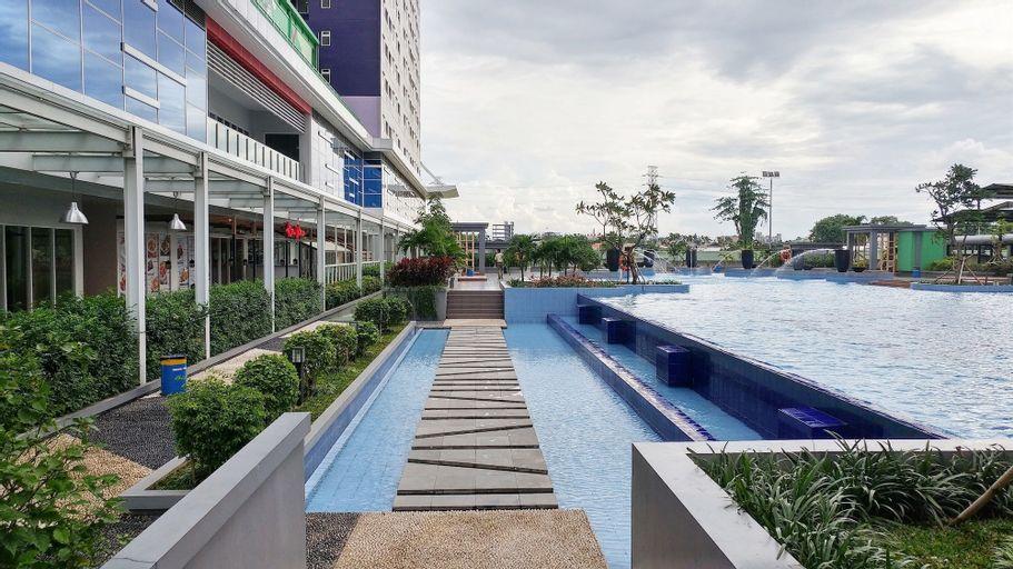 Modern Studio Apartment 26 On Top Of Green Pramuka Mall, Central Jakarta