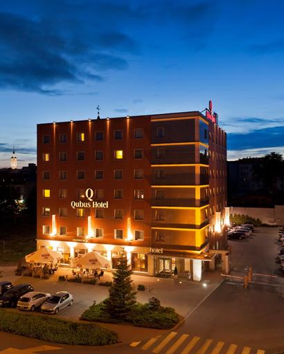 Qubus Hotel Gliwice, Gliwice City