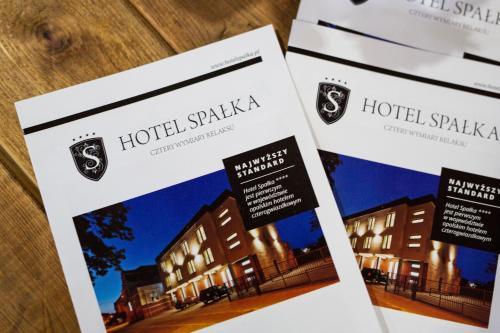 Hotel Spalka, Kluczbork