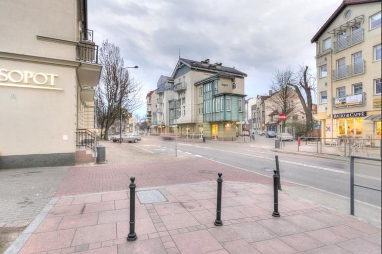 Dom & House - Apartmenty Grunwaldzka, Sopot