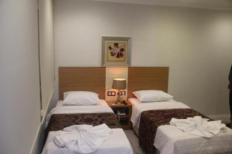 Hotel BLC, Merkez
