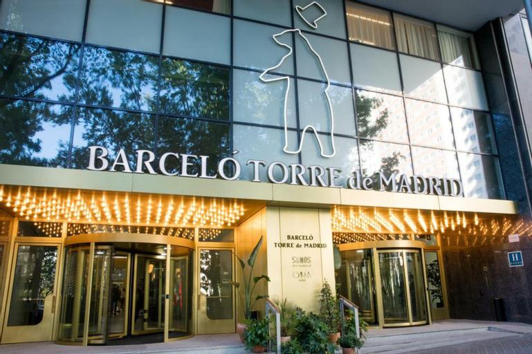 Barceló Torre de Madrid, Madrid