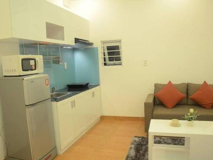 Smiley Apartment 3, Quận 1