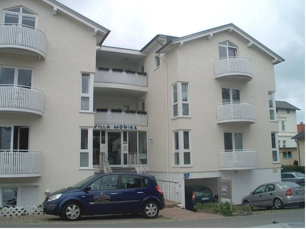Appartementhaus Villa Monika, Vorpommern-Rügen