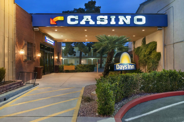 Days Inn by Wyndham Las Vegas Wild Wild West Gambling Hall, Clark