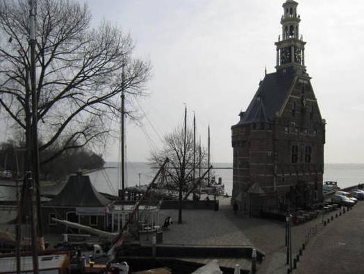 Pakhuis Ii, Hoorn
