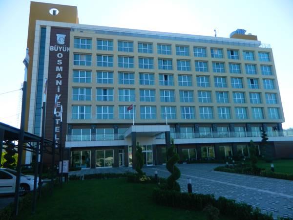 Buyuk Osmaniye Hotel, Merkez