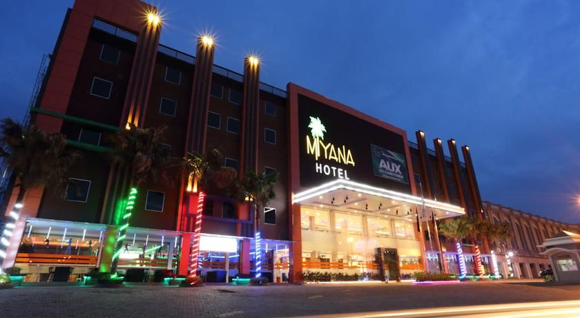Miyana Hotel, Deli Serdang
