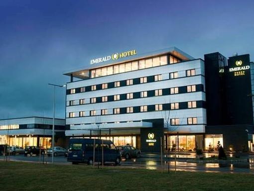 Emerald Hotel, Priština