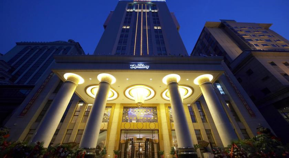 Dynasty International Hotel Dalian, Dalian