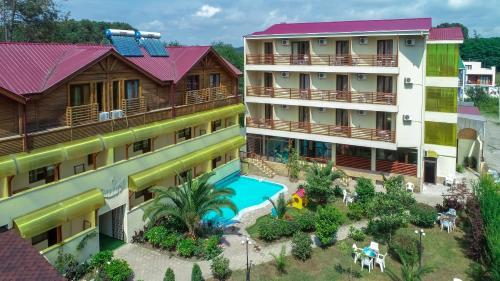 Keriya Hotel Shekvetili Kaprovani, Ozurgeti