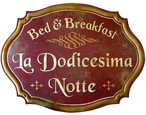 B&B La Dodicesima Notte, Potenza