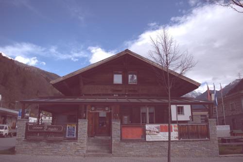 Ristorante Pensione Chalet Stazione, Bernina