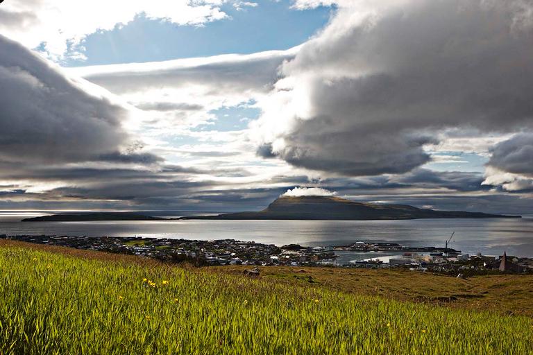 Føroyar, Tórshavn