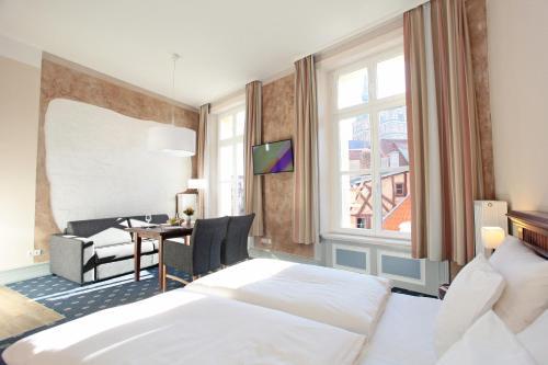Aparthotel Altes Schwedisches Konsulat, Vorpommern-Rügen