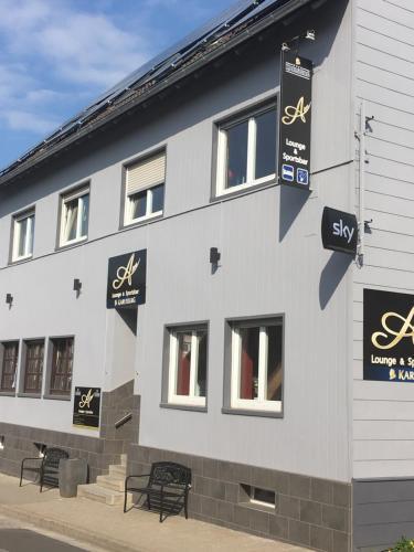 Alex -Lounge -Sportsbar -Smokerlounge, Kaiserslautern