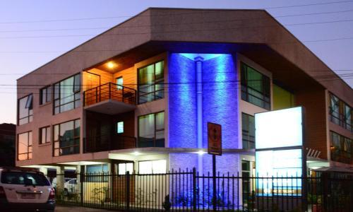 Apart Hotel Diterra, Biobío