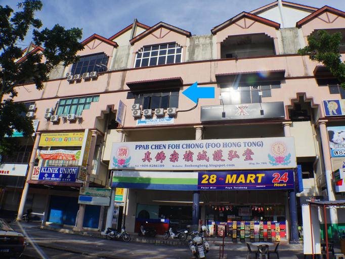 Check Inn, Pulau Penang