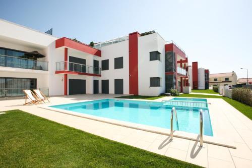 D Wan Deluxe Apartments, Peniche