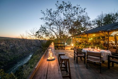 Taita Falcon Lodge, Kazungula