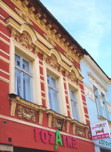 Apartmany Rozarka, Semily