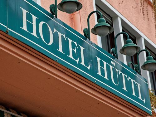 Hotel Huttl - Garni, Worms