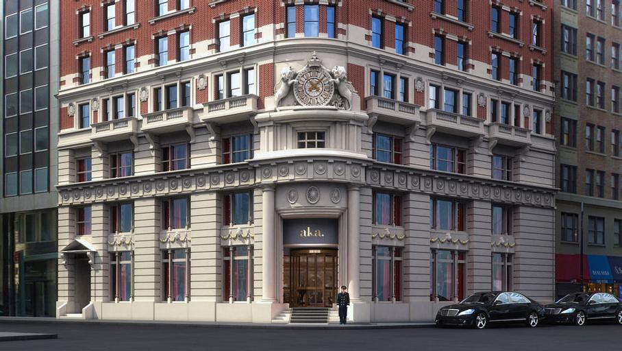 Aka Wall Street Apartments, New York