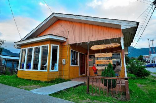 Lafquen Antu Hostal-Restaurant, Aisén