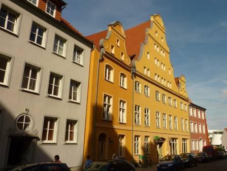 Altstadt Pension Hafenblick, Vorpommern-Rügen