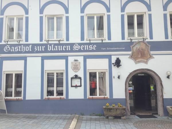 Gasthof zur Blauen Sense, Kirchdorf an der Krems
