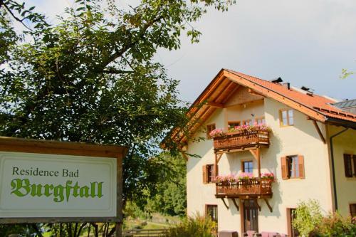 Residence Bad Burgstall, Bolzano