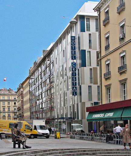 Cristal Design Hotel, Genève