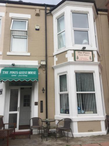 The Pines Guest House, North Tyneside